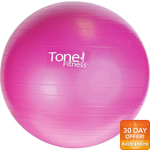 Tone Fitness Anti-burst Stability Ball