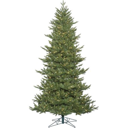 Vickerman 4.5' Hawthorne Frasier Fir Artificial Christmas Tree with 300 Clear