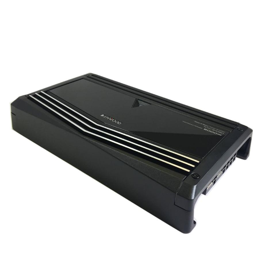 Kenwood KAC-9106D Class D Monoblock 1000W RMS Car Amplifier