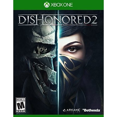 Dishonored 2, Bethesda Softworks, Xbox One, 093155171329