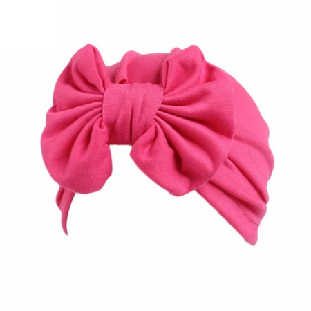 - Outtop Children Baby Girls Boho Hat Beanie Scarf Turban Head Wrap Cap HOT