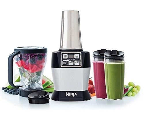Ninja Corp Nutri Ninja Auto IQ Pro Complete Blender System