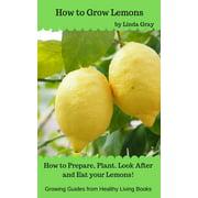 How to Grow Lemons - eBook