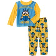 Minions Ap Toddler Boys Licensed Sleepwear