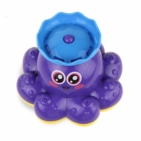 Baby Bath Toys for Infants, Toddlers - Spray Water Toys - Bathroom Animal Toys - Bathtub Toys for 6, 9, 12, 18 Months and Up - Fun Bath Time Tub Toys Birthday Gift Bath Toys