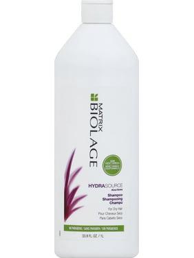 Matrix Biolage Hydrasource Shampoo Liter, 33.8 Fl Oz