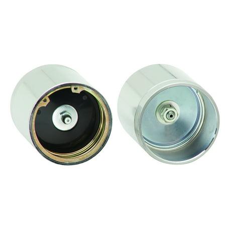 Fulton Trailer BP244S0304 Trailer Wheel Bearing Protector  Fits 2.441 Inch Hub Diameter; Chrome Plated Steel; Single - image 1 of 1