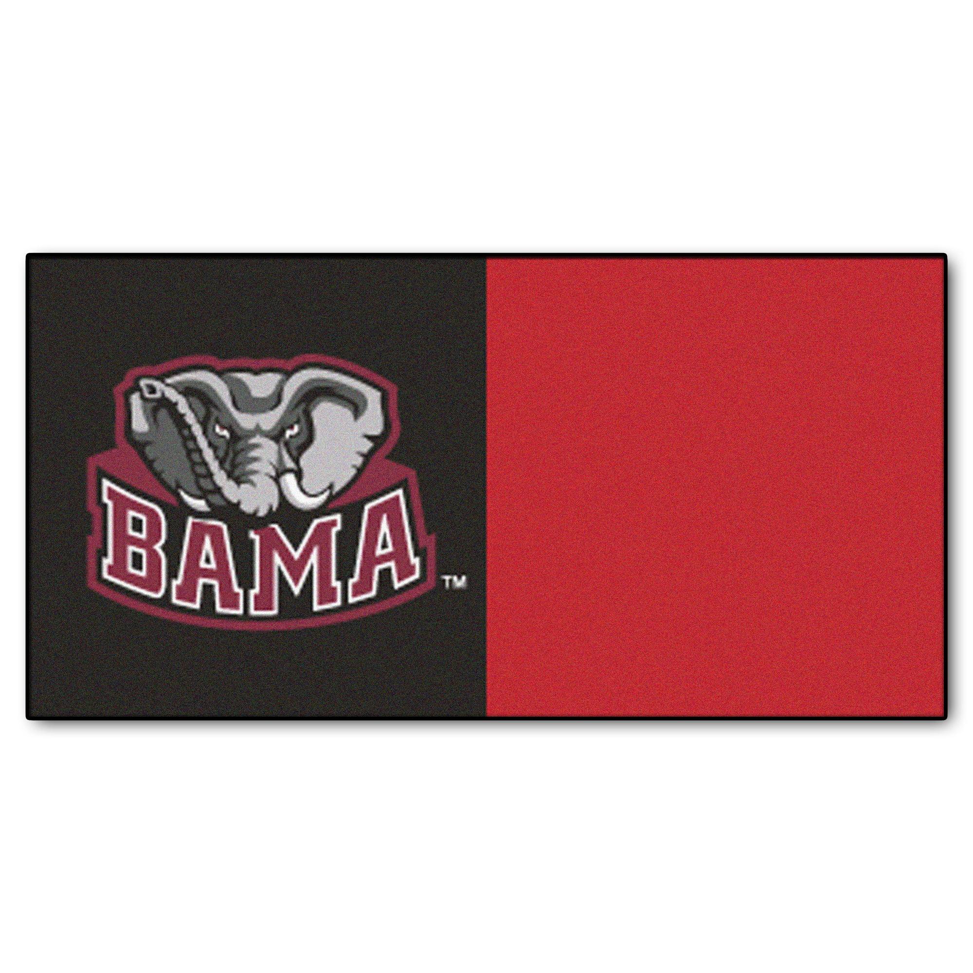 """Alabama 18""""x18"""" Carpet Tiles"""