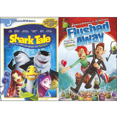 Flushed Away / Shark Tale