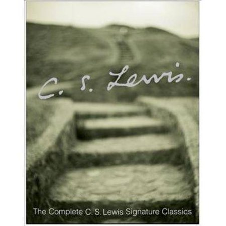 The Complete C.S. Lewis Signature Classics by