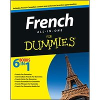 For Dummies: French All-In-One for Dummies, with CD (Paperback)