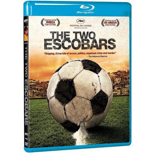 ESPN Films 30 For 30: The Two Escobars (Special Edition) (Blu-ray)