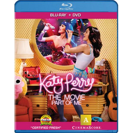 Katy Perry The Movie: Part of Me (Blu-ray)