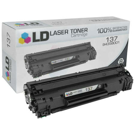 Canon 137 Compatible Black Toner Cartridge 9435B001 CRG137 Printer ImageClass MF212w MF216n MF227dw MF229dw LBP151dw MF244dw MF232w - Multi Pack Compatible Toner