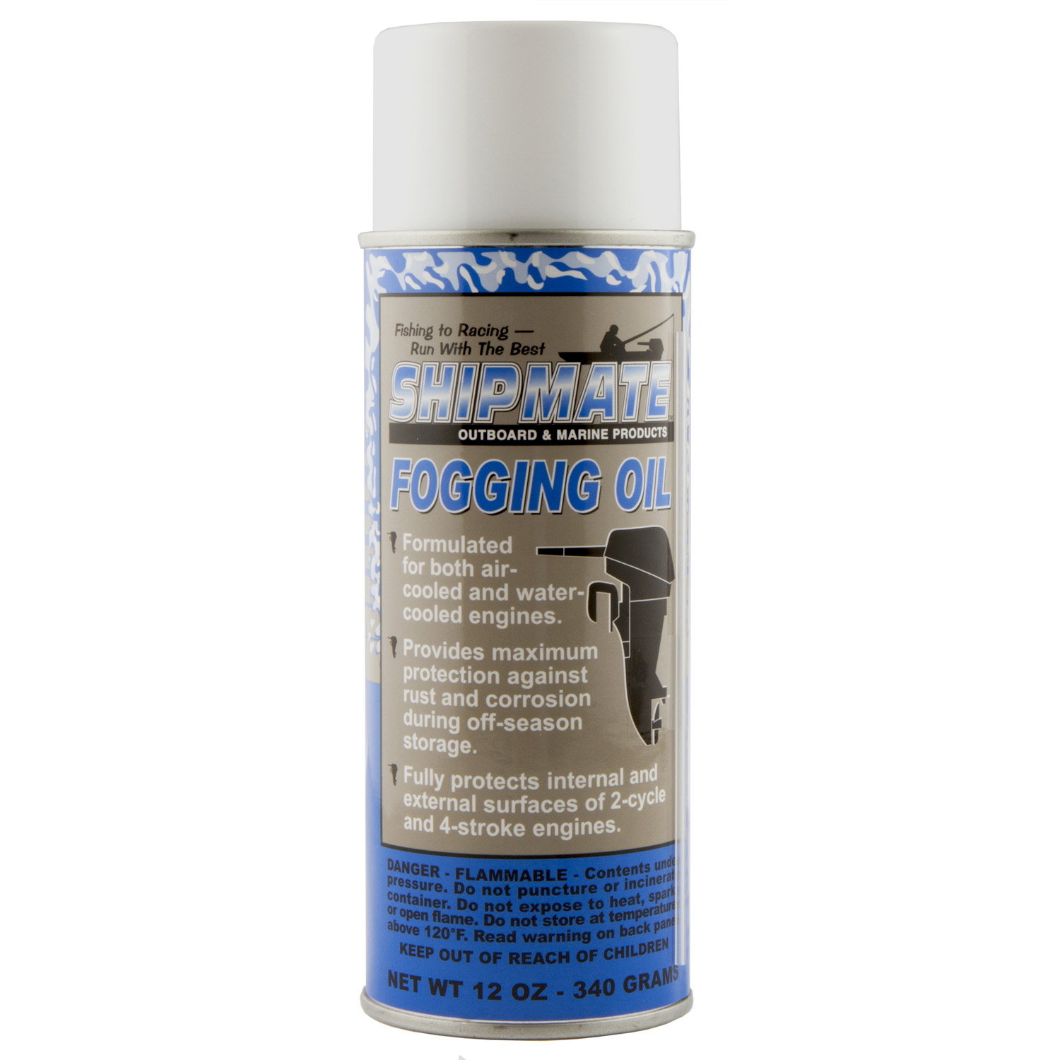 FOGGING AEROSOL 12OZ CAN