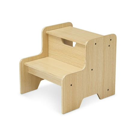 Step Stool Natural (Melissa & Doug Step Stool - Natural Children's)
