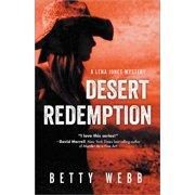 Lena Jones: Desert Redemption (Paperback)(Large Print)