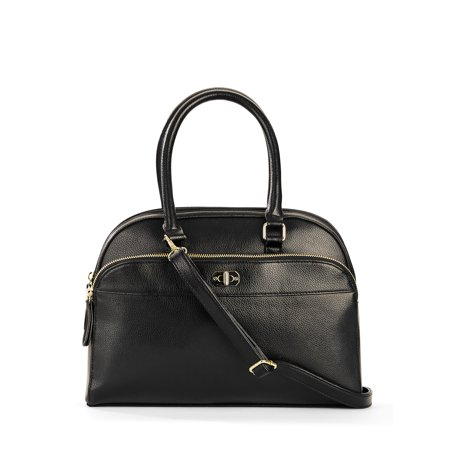 Time and Tru Albina Satchel