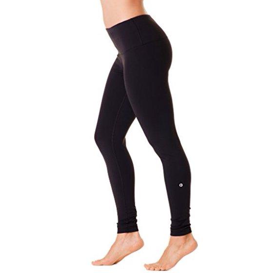 90 Degree By Reflex - High Waist Power Flex Legging - Tummy Control - Black  XS - Walmart.com fe8acf9f57b