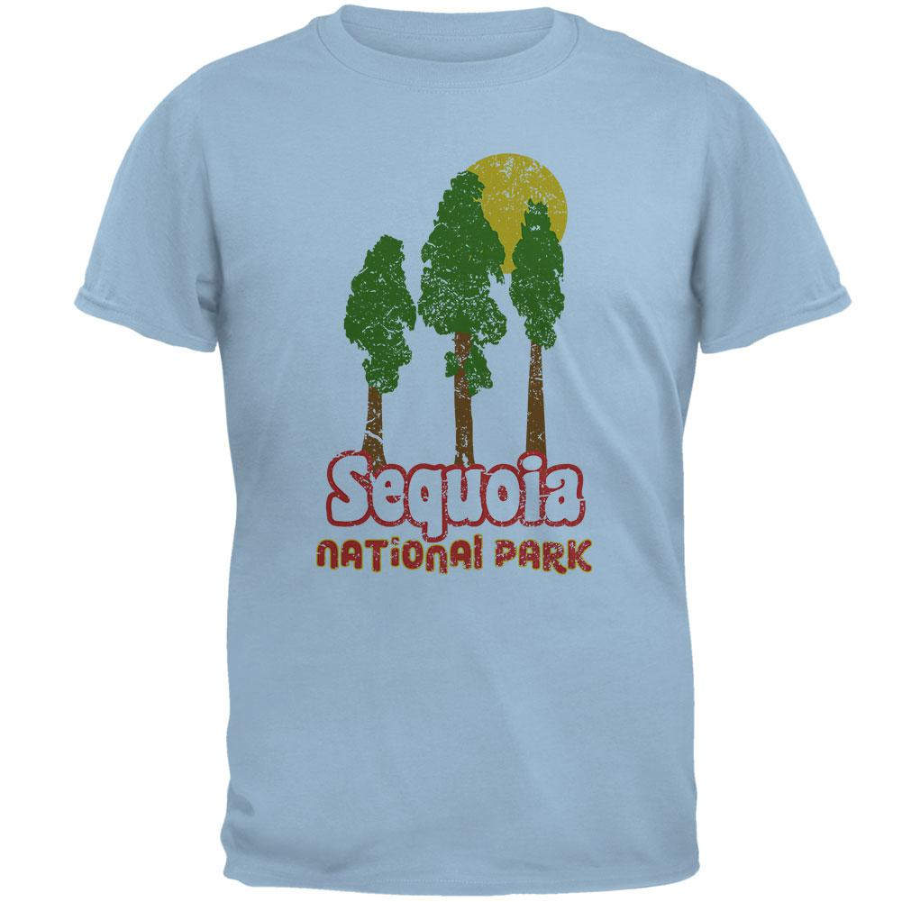 National Park Retro 70s Landscape Sequoia Youth T Shirt