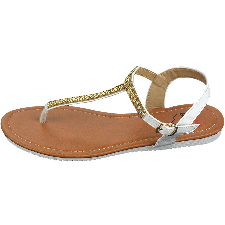 f09d899f246 alpine swiss - Alpine Swiss Womens Dressy Sandals Slingback Thongs Gold T-Strap  Flat Flip Flops - Walmart.com