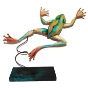 Table Frog in Blue