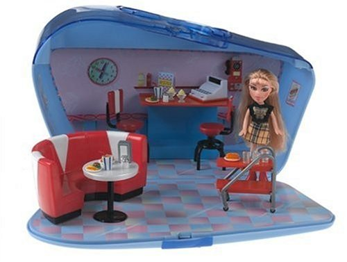Lil Bratz Life Style Diner with Bonus Lil' Bratz Doll by MGA