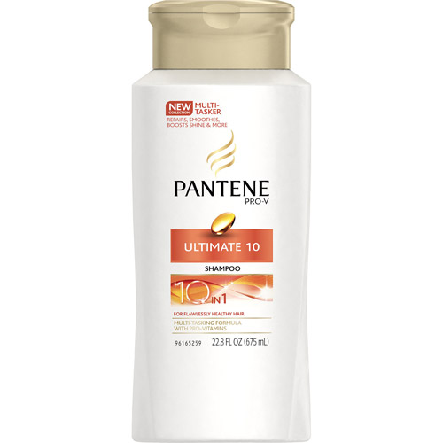 Pantene Pro-V Ultimate 10 Shampoo, 22.8 fl oz