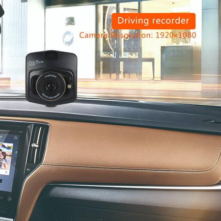 2.4inch HD Len 1080P Car Camcorder DVR Camera Video Recorder Dash Cam G-sensor - image 1 of 4