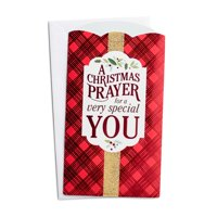DaySpring  -  A Christmas Prayer - 10 Premium Christmas Boxed Money/Gift Card Holders
