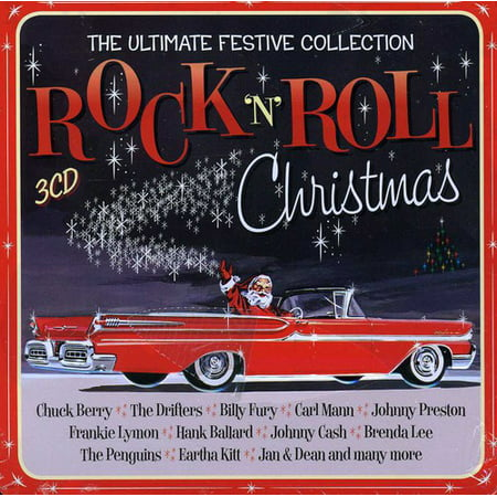Rock N Roll Christmas / Various (CD)