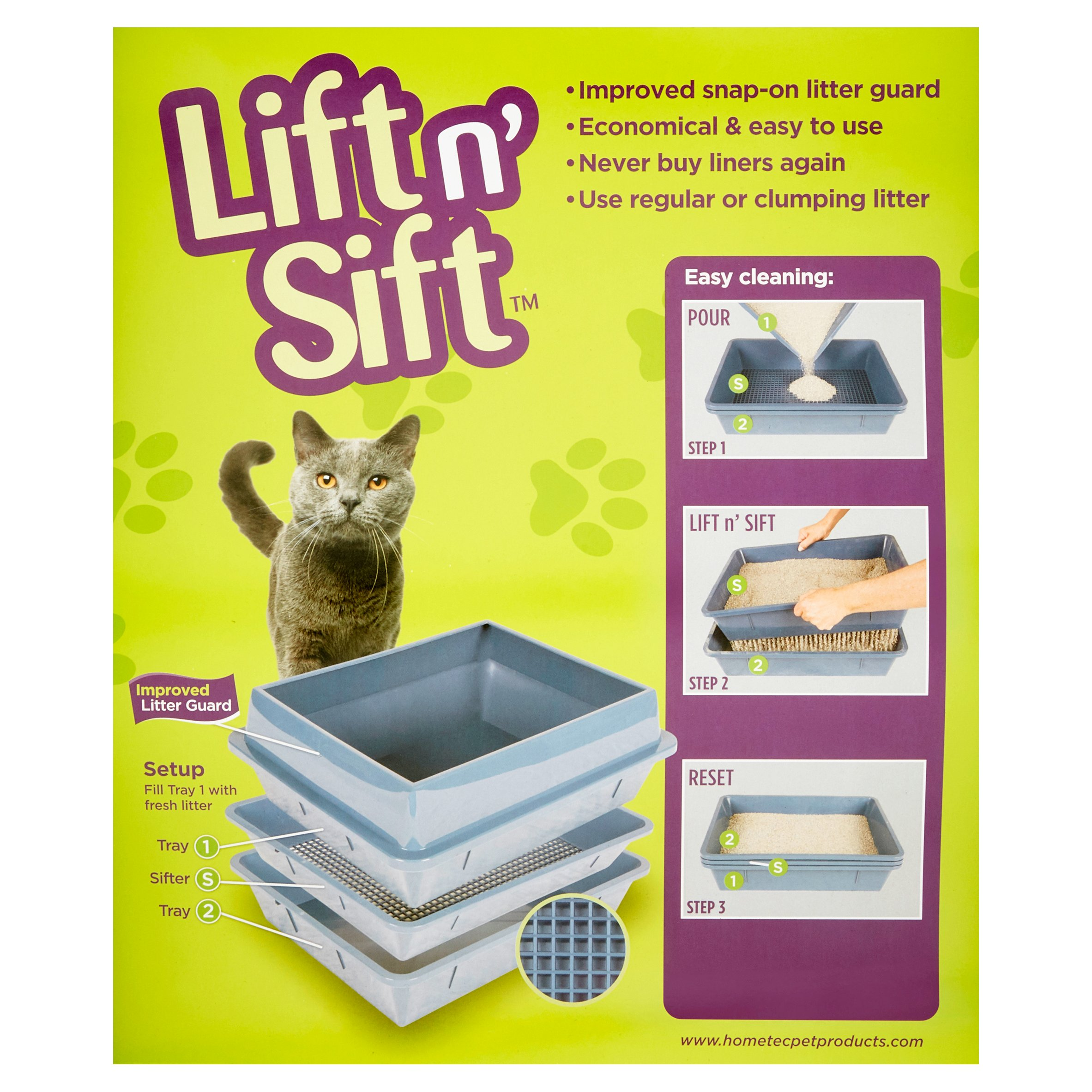 Lift N Sift 4 Piece Walmart Com