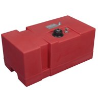 Moeller Red Topside Gas Fuel Tank