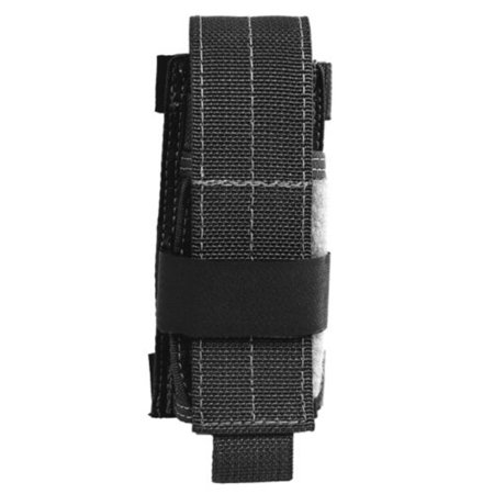 Universal Flashlight/Baton Sheath - Black 1708B - Sheath Only, Category name: baton-handcuff cases By Maxpedition