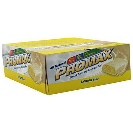 Promax energy bar
