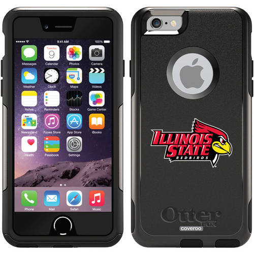 Illinois State Primary Mark Design on OtterBox Commuter Series Case for Apple iPhone 6