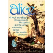 Alice (Into Wonderland & Through Looking Glass) (DVD)