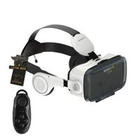 b361c1753bad Product Image Clever Bear BoBo VR Z4 Virtual Reality 3D Glasses with  Headphone Support Android iOS and PC