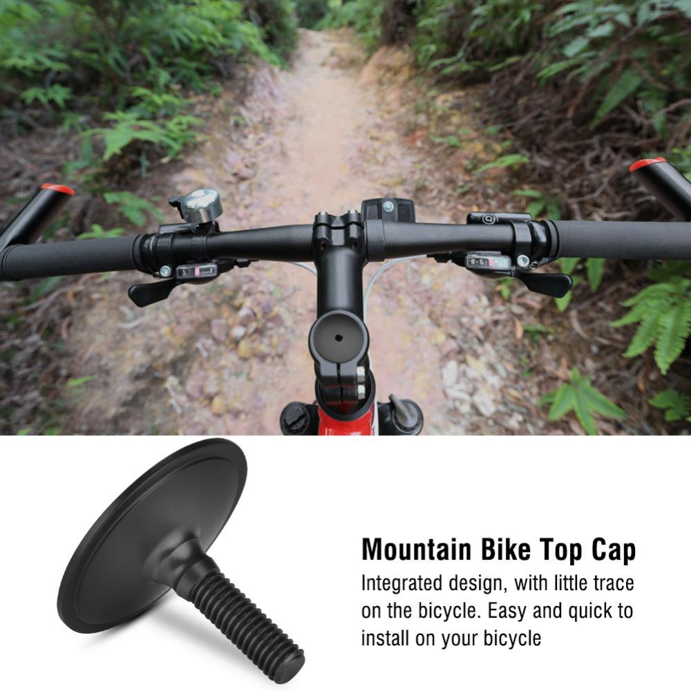 Bicycle Headset Top Cover Bike Headset Stem Covers Cap Fork Cycling Accessories