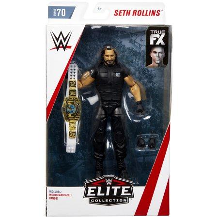 Seth Rollins (Shield) - WWE Elite 70 (The Shield Toys Wwe)