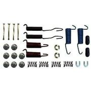Drum Brake Hardware Kit Rear,Front Carlson H7144