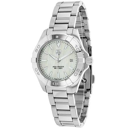 Tag Heuer Women's Aquaracer Watch Quartz Sapphire Crystal WAY1412.BA0920 (Tag Heuer Womens Diamond Watches)