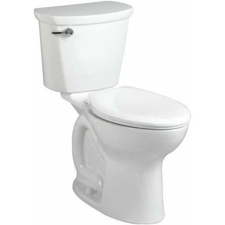 American Standard Cadet Bidet (American Standard 215AB.004.020 Cadet Pro Right-Height Elongated 1.6 GPF Two-Piece Toilet with 10