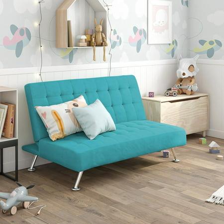 DHP Milo Kids Sofa Futon, Multiple Colors ()