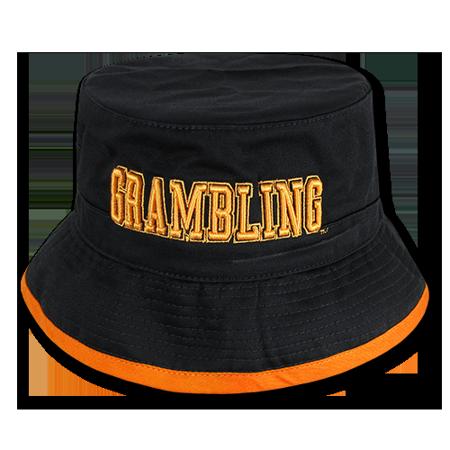 NCAA Grambling State University Freshmen College Bucket Caps Hats,S/M