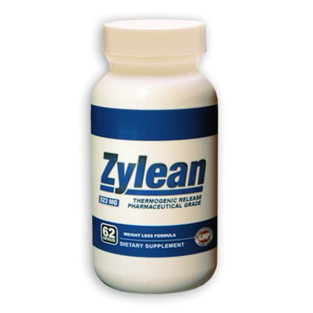 Zylean  Weight Loss Supplement 62 Capsules ()