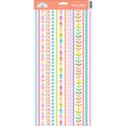"""Doodlebug Under The Sea Cardstock Stickers 6""""X13""""-Fancy Frills"""