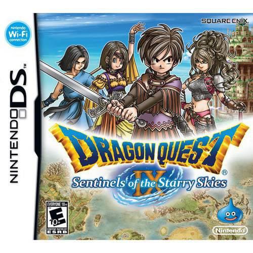 Dragon Quest IX (DS) (Bilingual French/English)