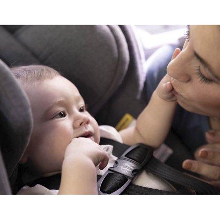 Diono Rainier 2AXT Convertible Car Seat - Grey Dark Wool - image 7 de 9