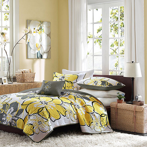 Home Essence Apartment Kelly Quilt Set
